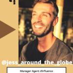 Jessen Leroy - Manager Agent d'Influence & Responsable Projets - Agence Pulse Paris
